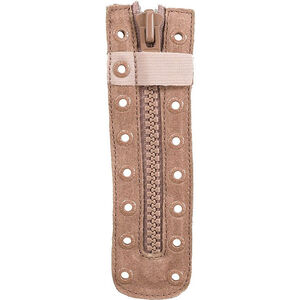 Original S.W.A.T. Rapid Response Boot Zipper 8 Eyelet Velcro Lock Strap Coyote Tan 504823