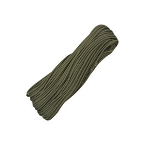 Red Rock Outdoor Gear 550 Parachute Cord 50' 7 Strand Olive Drab