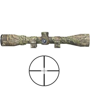 Thompson/Center Predator 3-12x40 Riflescope and Rings Duplex Reticle Max-1 Camo Finish 35005428