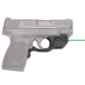 Crimson Trace Laserguard Smith & Wesson M&P 45 Shield Green Laser