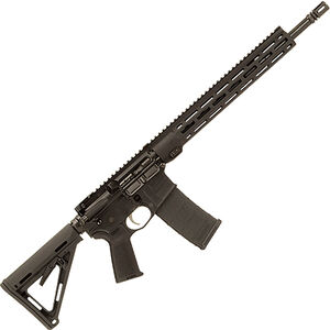 "Savage Arms MSR15 Recon 2.0 5.56 NATO AR-15 Semi Auto Rifle 30 Rounds 16"" Barrel .223 Wylde Chamber Free Float M-LOK Handguard Collapsible Stock Black Finish"