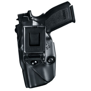 Safariland Model 6379 ALS S&W M&P Shield Concealment Clip On Belt Holster SafariLaminate Right Hand STX Plain Black 20-6379-179-411
