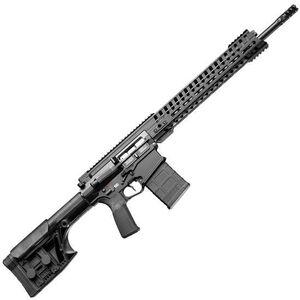 "POF P6.5 Edge SPR Gen 4 Semi Auto Rifle 6.5 Creedmoor 20"" Barrel 20 Rounds 14.5"" M-LOK Rail Matte Black Finish"