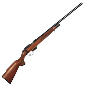 "Rock Island Armory M22 Bolt Action Rifle .22 TCM 22.75"" Barrel 5 Rounds Detachable Magazine Wood Stock Barrel Black Finish 51108"