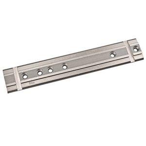 Weaver Ruger 10/22 Mount Base 1 Piece Standard Silver 48009
