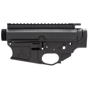 DRD M762 Semi Auto Billet Receiver Set Black M762REC