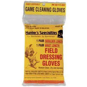 Hunter's Specialties Field Dressing Gloves 2 Pack