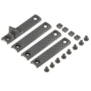 Knights Armament Company URX 3.1 Rail Panel Kit Polymer Matte Black 30408-FDE