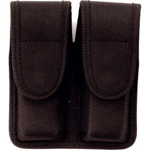 Tru-Spec Double Staggered Lined Mag Pouch Black 6422000