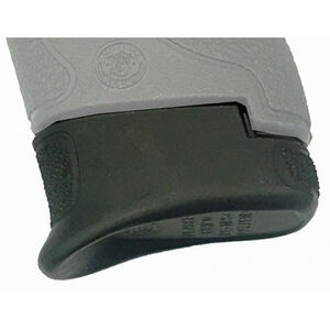 Pearce Grip Extension PLUS S&W M&P Shield 2.0 9/40 Plus 1 or 2 Rounds Polymer Black