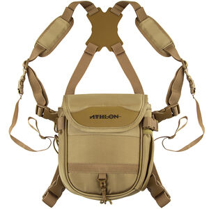 Athlon Binocular Harness Fits Most Binoculars Tan