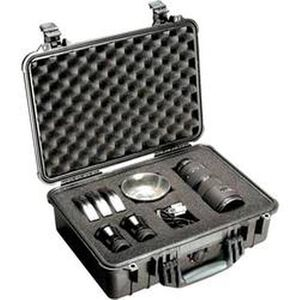 Pelican 1500 Case, Black 1500-000-110