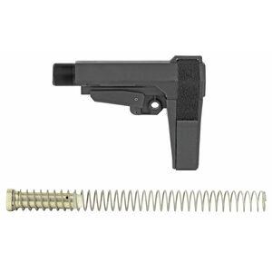 CMMG Ripbrace Standard AR-15 Receiver Extension/Brace Kit Polymer Matte Black