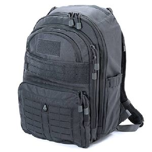 UTG Overbound BackPack Gun Metal Gray PVC-P836GM