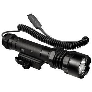 Leapers UTG Combat LED Flashlight 37mm 200 Lumens Aluminum Black LT-EL338Q