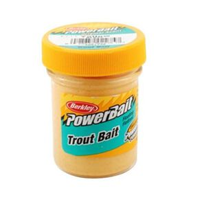 Berkley Biodegradable Trout Bait 1.75 Ounces Yellow 1004770