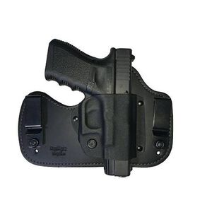 Looper Brand Ava Holster Sig Sauer P238 Inside the Waistband Women's Right Hand Leather/Kydex Black 9320-SIG238-10