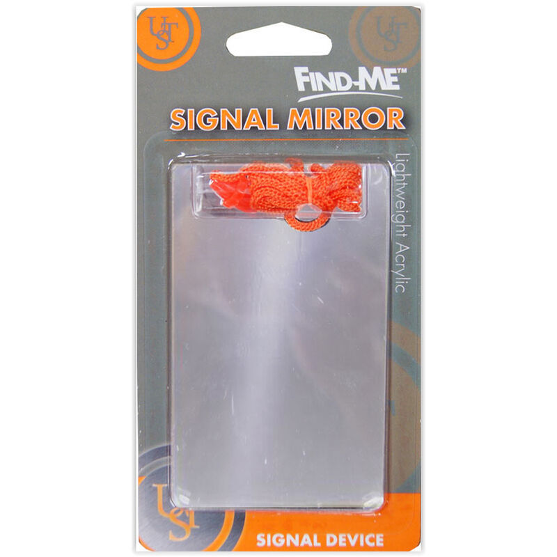 Ultimate Survival Technologies Find-Me Mirror 20-310-143