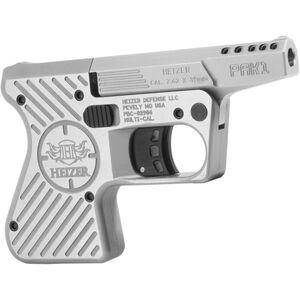 "Heizer Defense Pocket AK Break Action Single Shot Pistol 7.62x39mm 3.87"" Ported Barrel One Round Capacity Stainless Finish PAK1SS"