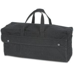 Fox Outdoor Jumbo Mechanic's Tool Bag With Brass Zipper Black 40-66