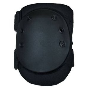 Damascus Protective Gear Imperial Hard Shell Cap Knee Pads Nylon Thermoplastic Black