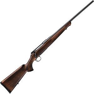 "Sauer & Sohn S100 Classic Bolt Action Rifle .223 Rem 22"" Barrel 4 Rounds Adjustable Trigger Beachwood Stock Blued"