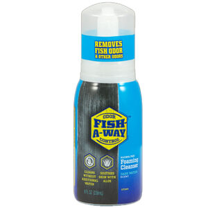 Hunter Specialties Fish-A-Way Foaming Waterless Cleanser 8 oz