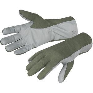 5ive Star Gear Nomex/Leather Flight Gloves Size 8 Sage