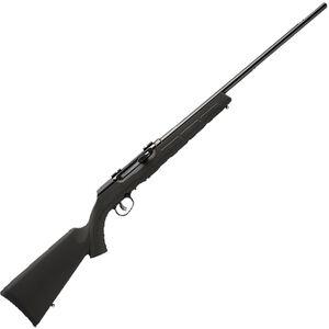 """Savage Model A17 HM2 .17 HMR Semi Auto Rimfire Rifle 10 Rounds 20"""" Barrel Synthetic Stock Matte Black Finish"""