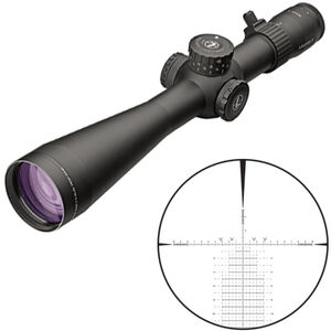 Leupold Mark 5HD 5-25x56 Rifle Scope CCH Non-Illuminated Reticle 35mm Tube 0.1 Mil Adjustments Side Focus Parallax First Focal Plane Matte Black Finish
