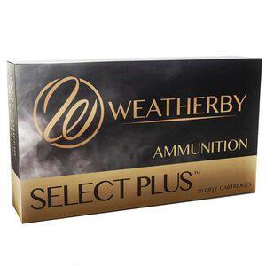 Weatherby Select Plus 240 Weatherby Magnum Ammunition 20 Rounds 80 Grain Barnes 3500 fps