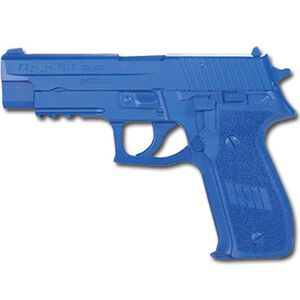 Rings Manufacturing BLUEGUNS SIG Sauer P226 With Rail Handgun Replica Training Aid Blue FSP226R