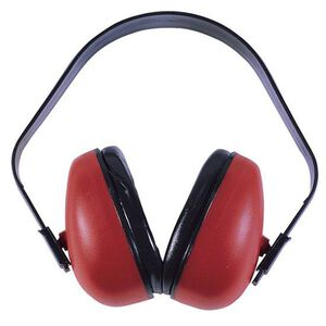 Radians Def Guard Earmuffs Red F0310HC