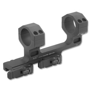 """Midwest Industries 30mm High QD Scope Mount with 1.4"""" Offset MI-QD30SMH"""