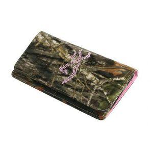 Browning Women's Camo Bling Wallet BGT1131