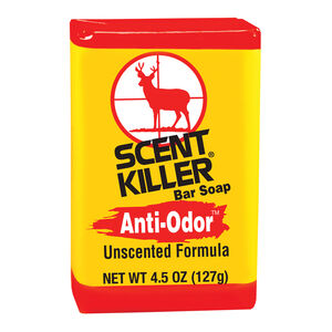 Wildlife Research Center Scent Killer Bar Soap 4.5 Ounce 541