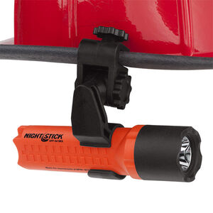 Nightstick X-Series Safety Rated LED Flashlight With Multi-Angle Mount Red