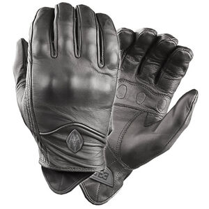 Damascus Protective Gear ATX95 Gloves Leather Small Black