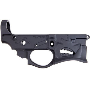 Sharps Bros. Warthog Stripped AR-15 Lower Receiver 7075-T6 Aluminum Anodized Black