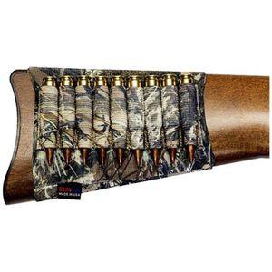 GrovTec Butt Stock Rifle Cartridge Holder Nylon Elastic True Timber MC2 GTAC-76