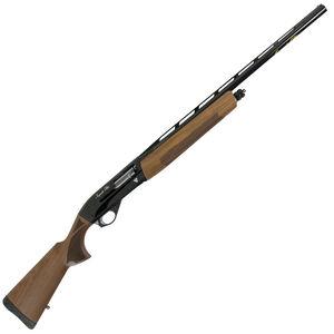 "Dickinson Arms Impala Plus Semi Auto Shotgun 12 Gauge 26"" Barrel 4 Rounds Bead Front Sight Interchangeable Choke System Turkish Walnut Forend/Stock Matte Black Finish"
