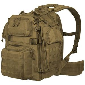 Voodoo Tactical Praetorian Rifle Pack Backpack Pack Cloth Coyote