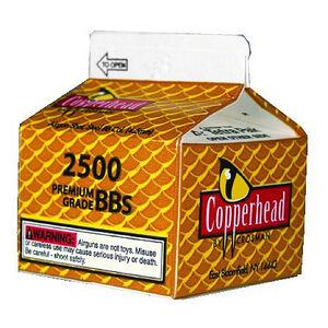 Crosman 747 Copperhead BBs Steel 2500 Count 747