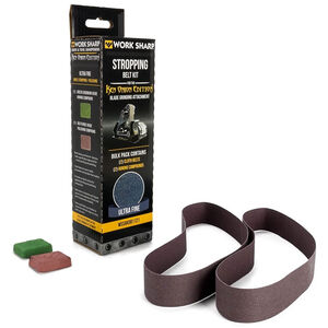 Work Sharp Cloth Stropping Belt Kit for Ken Onion Ediition Blade Grinding Attachment