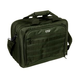 UTG Special Ops Computer Bag, OD Green