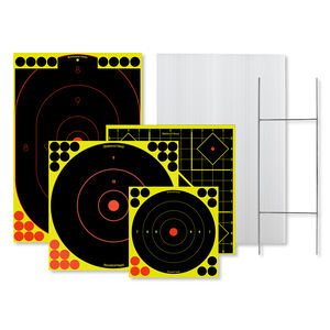 Birchwood Casey Sharpshooter Stand and Target Kit 38102