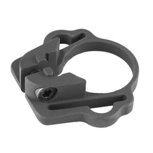 Mission First Tactical AR-15 Carbine Buffer Tube One Point Sling Mount Aluminum Black OPSM