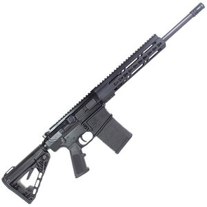 "Diamondback Firearms DB10 Semi Auto Rifle .308 Win 16"" Barrel 20 Rounds Free Float 10"" Keymod Handguard Collapsible Stock Black"