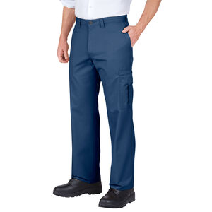 Dickies Industrial Relaxed Fit Men's Cargo Pant 42x30 Navy