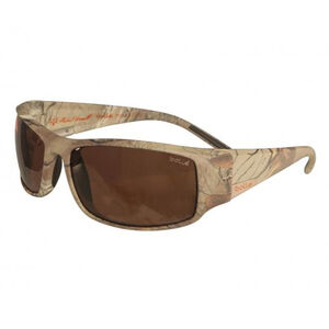 Bolle King Sunglasses Real Tree Xtra Frames Brown Lenses 12036